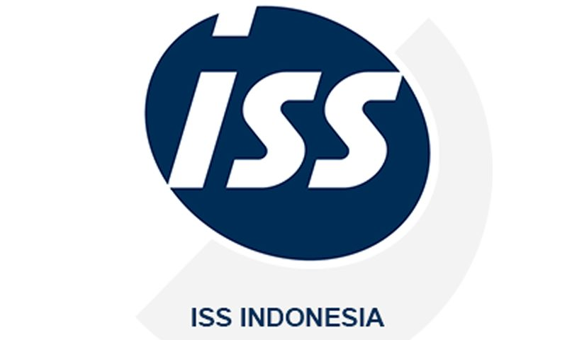 Logo PT ISS Indonesia